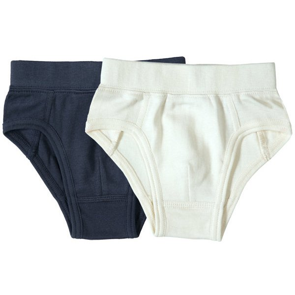 Boy's slip in organic cotton