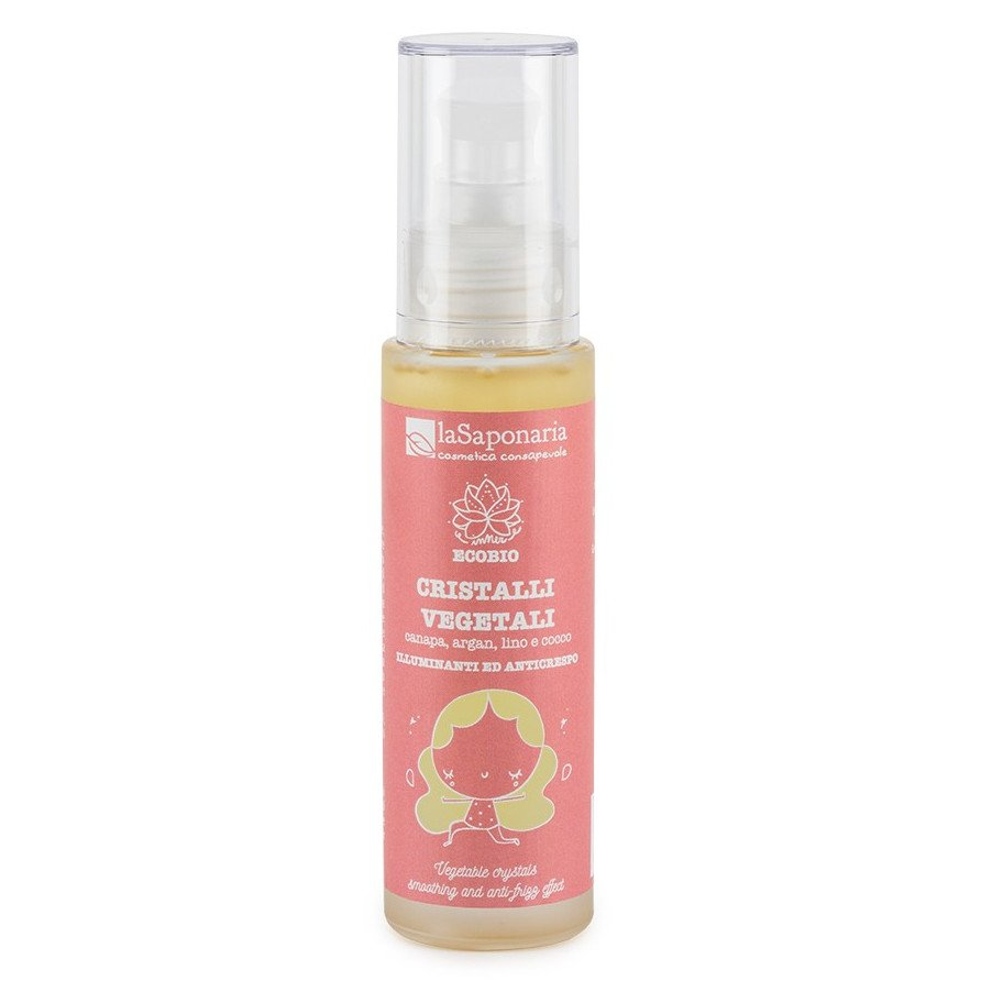 Brightening and anti-frizz vegetable crystals Ecobio