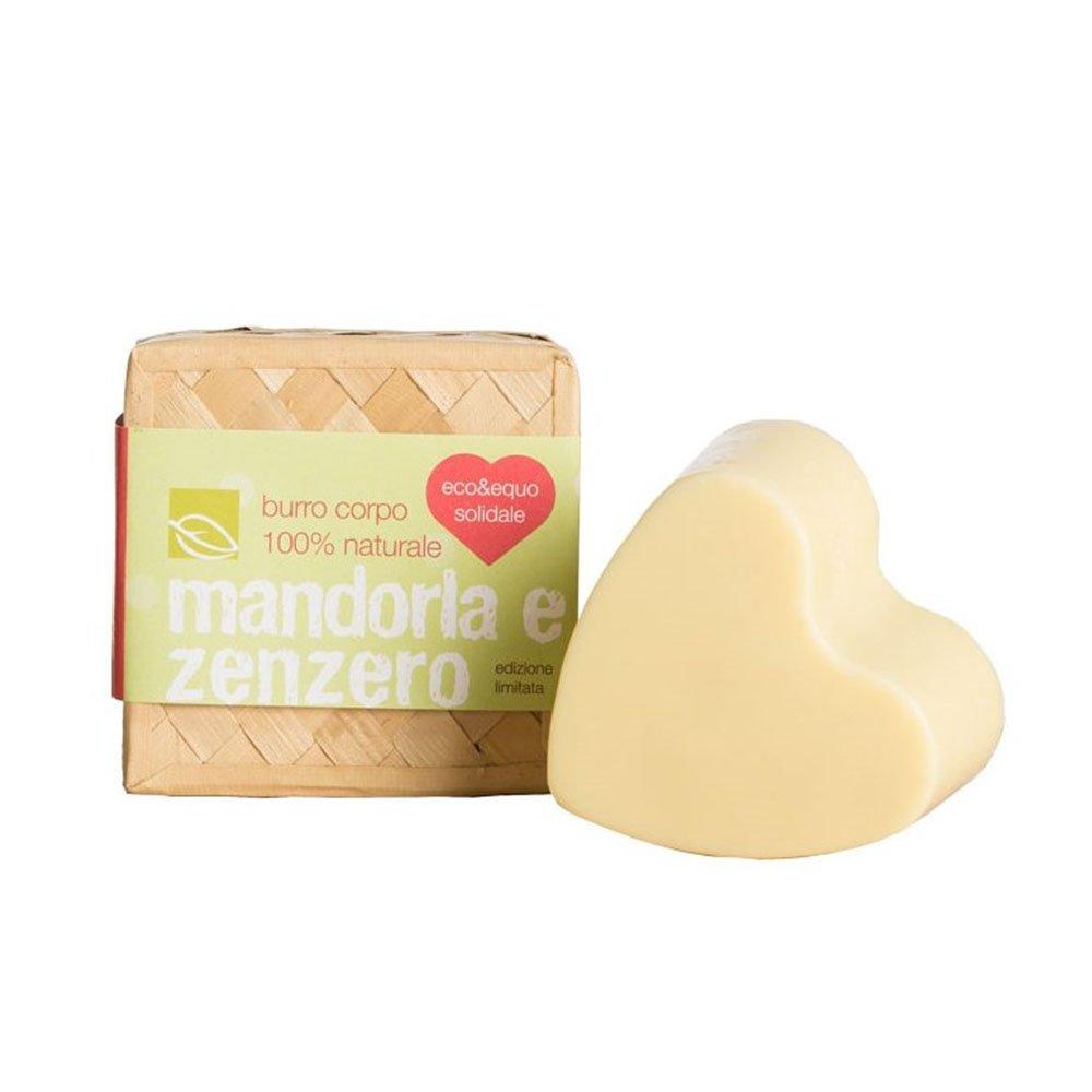 Burro corpo solido da massaggio Mandorla&Zenzero
