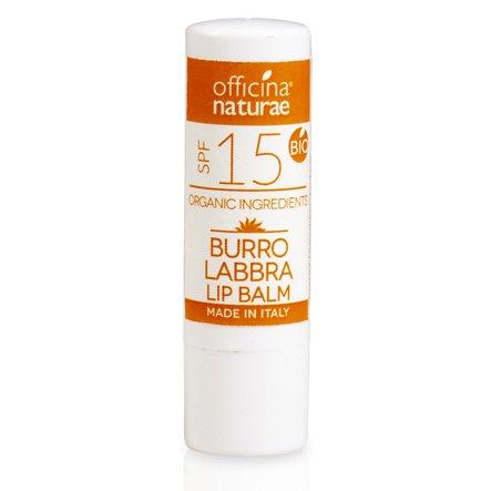 Burro Labbra Bio Solare Spf 15