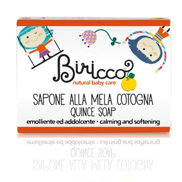 Calendula and Quince vegetable soap