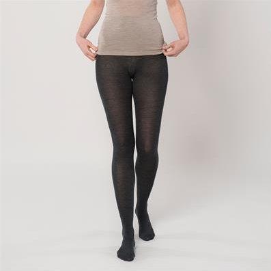 Calzamaglia donna in lana/seta e cotone bio