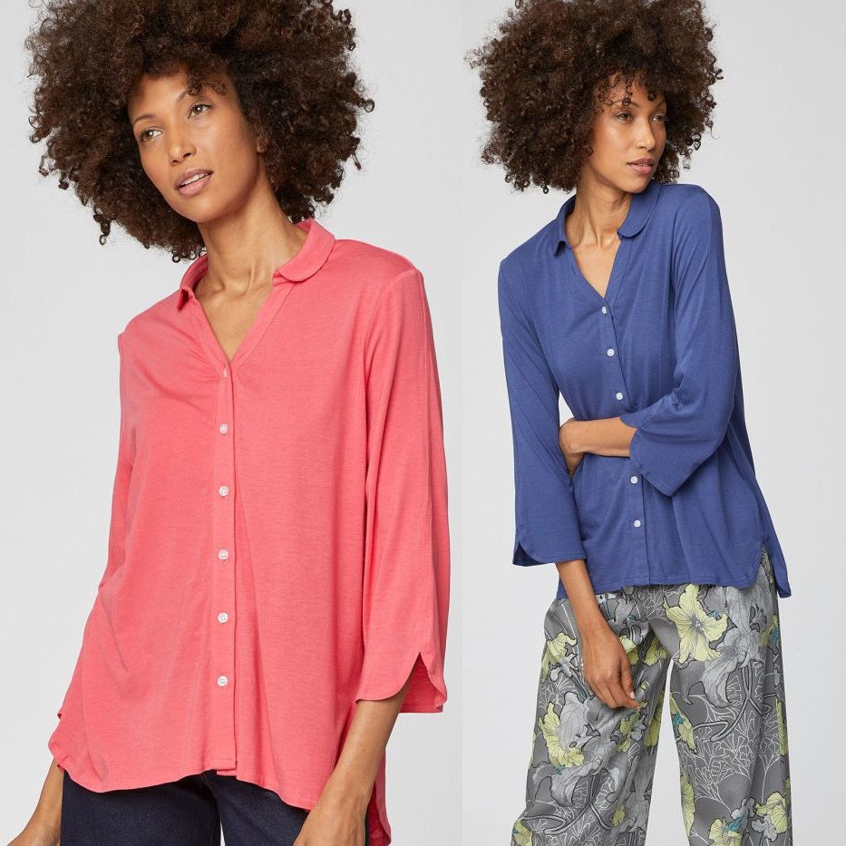 Camicia donna Madie in Bamboo