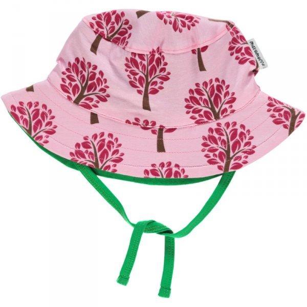 Cappellino Albero con laccetti in cotone biologico