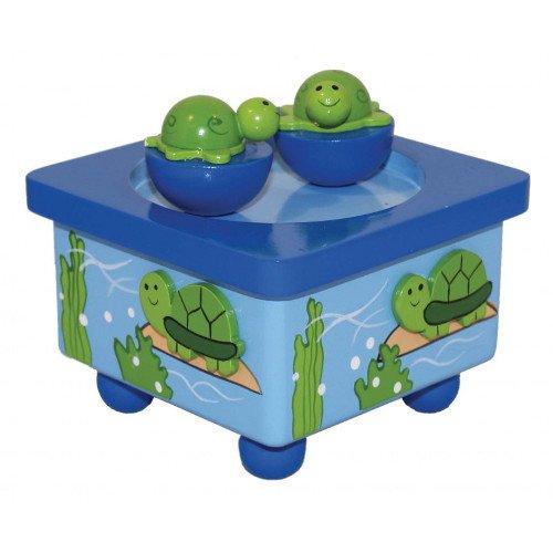 Carillon con tartarughe danzanti