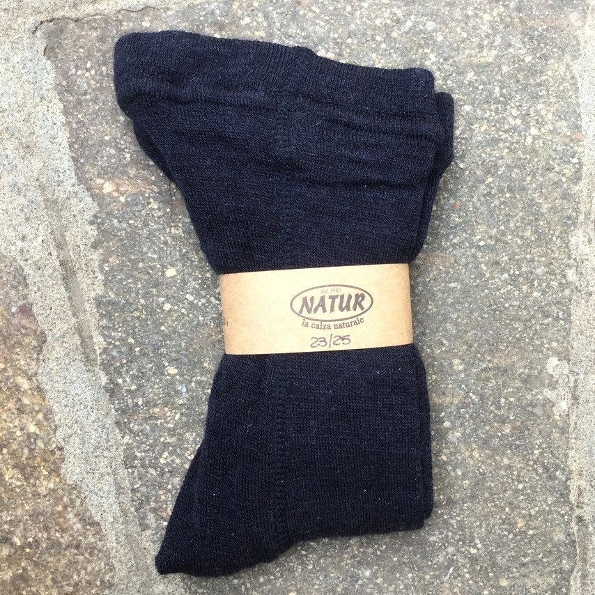 Children tights in wool and silk