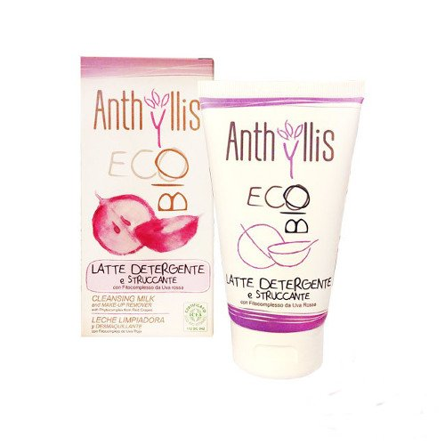 Cleansing milk and make-up remover organic - Antyllis