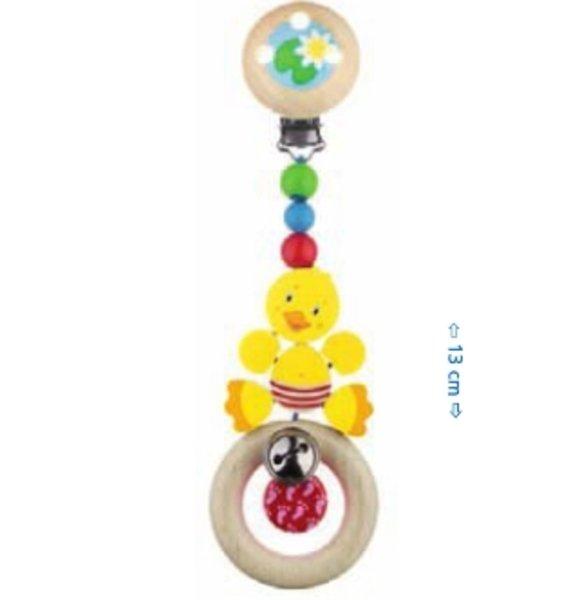 Clip-figures Ducky