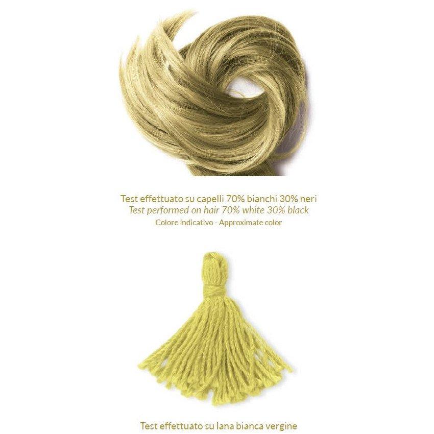 Cold Blond Natural Hair Dye Phitofilos