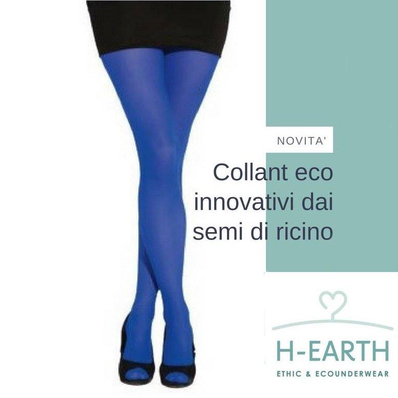 Collant Ecologico in Ricino 30 denari