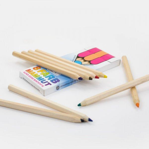 Coloured pencils 12 pieces
