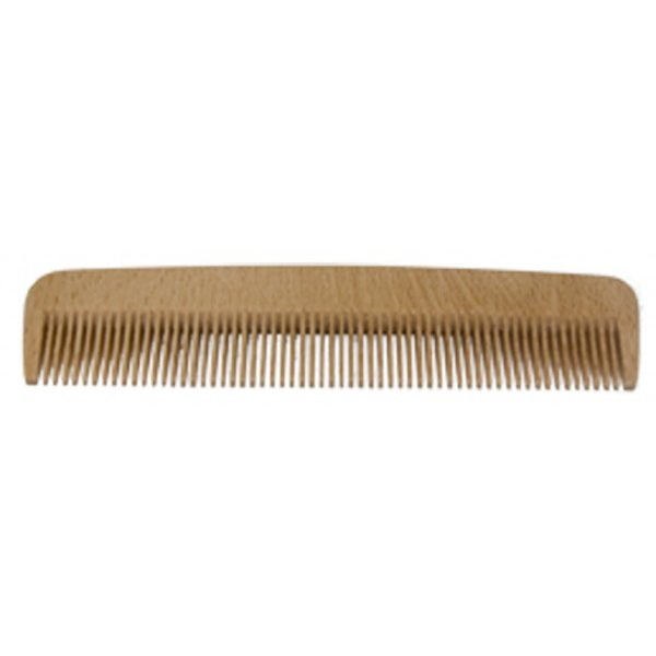 Comb for children in natural wood