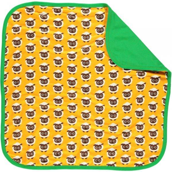 Copertina Pecorelle in cotone biologico