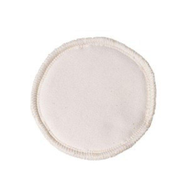 Coppette assorbilatte lavabili cotone bio 6 pz
