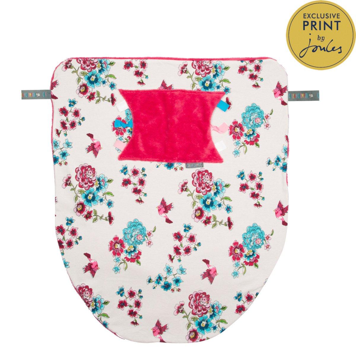 Cover per passeggino e portabebè Cheeky Blanket Anna Floral