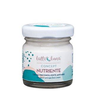 Crema anidra Viso Nutriente, ad azione anti-age
