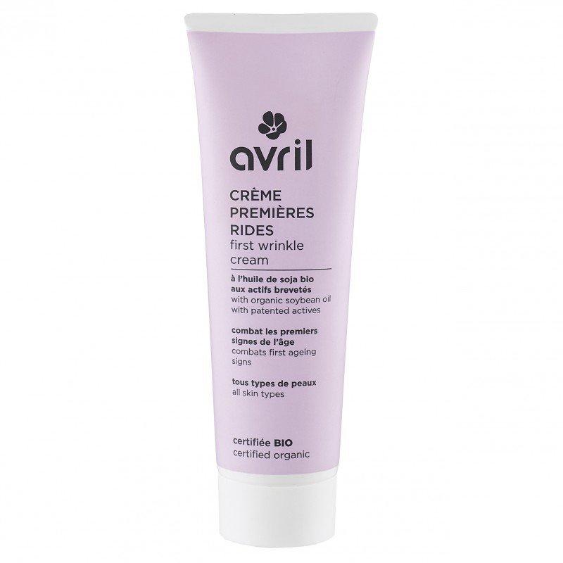 Crema biologica viso prime rughe Avril