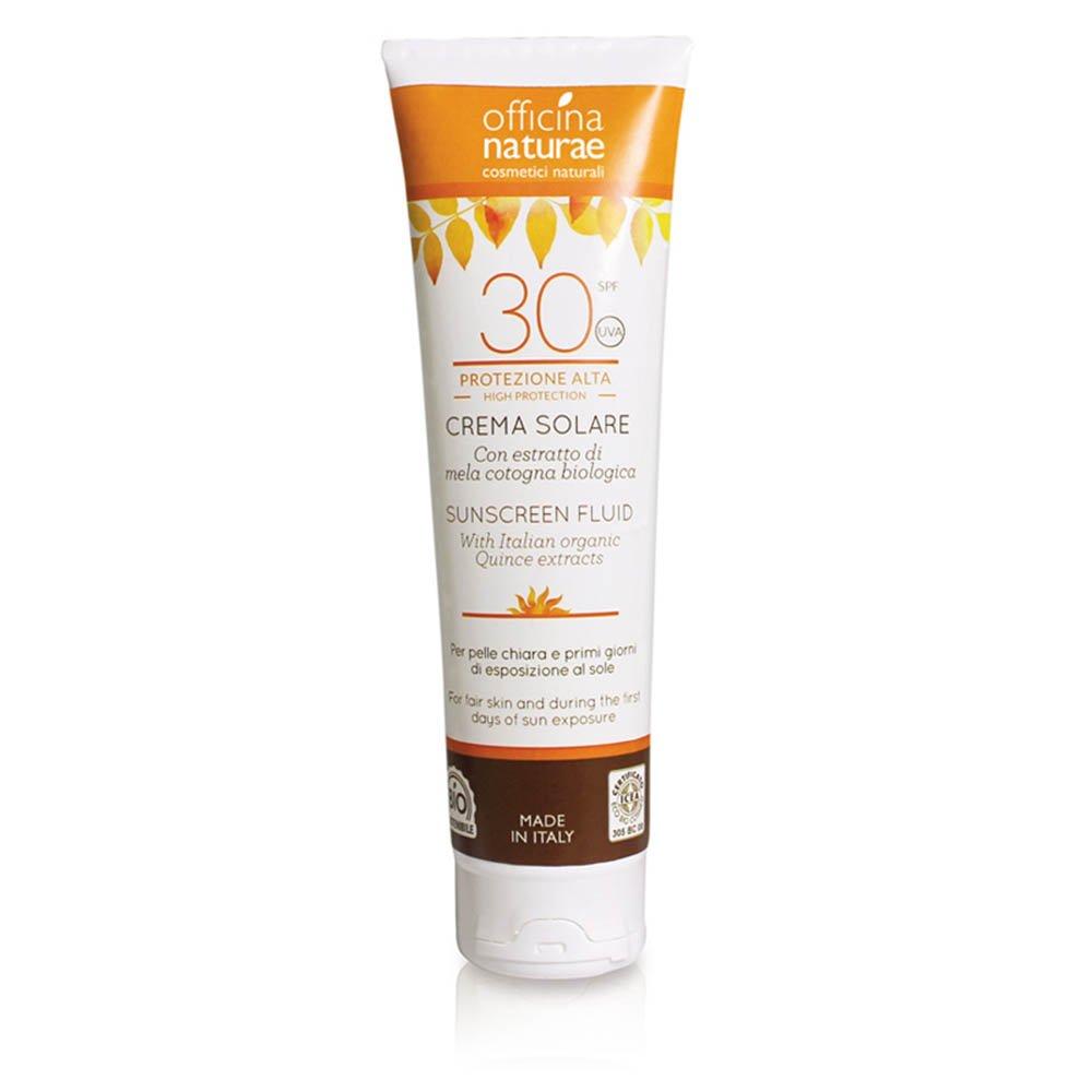 Crema solare fluida Bio Protezione SPF30