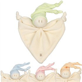 Cuddle toy Zmooz in organic cotton