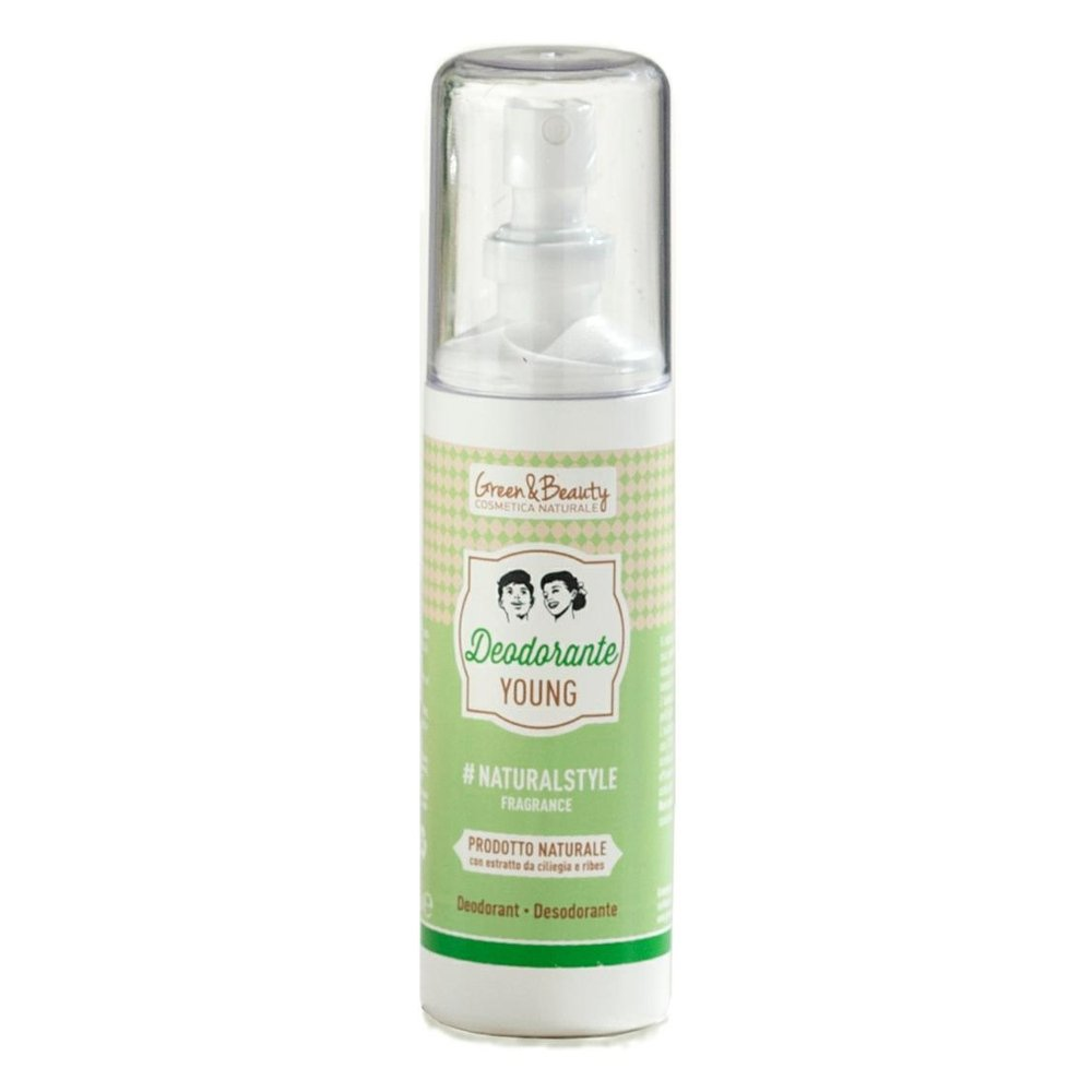 Deodorante naturale Green&Beauty Young