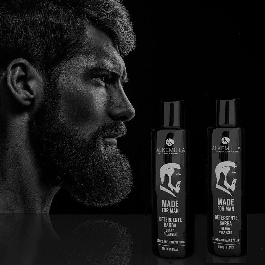 Detergente Barba Made For Man - Alkemilla BioVegan