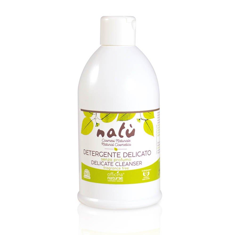 Detergente delicato Natù BioVegan senza profumo 500ml-1l