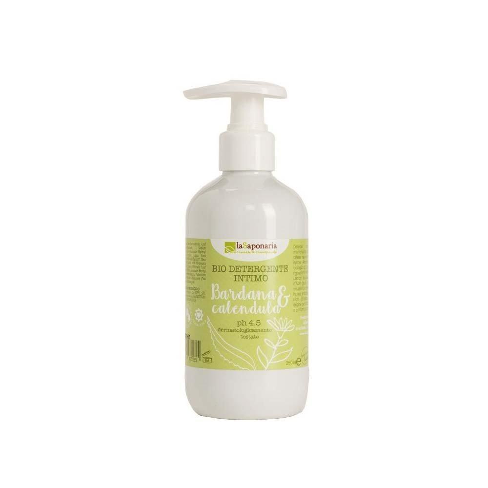 Detergente intimo bardana e calendula ph 4.5