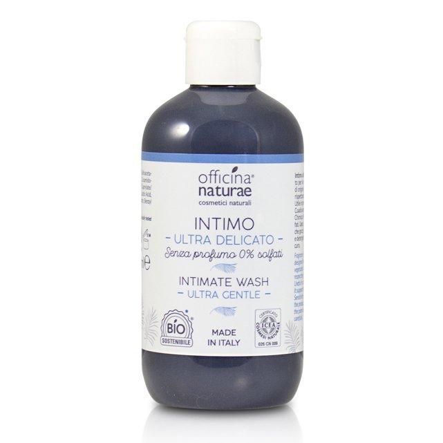 Detergente intimo ultra delicato senza profumo EcoBioVegan