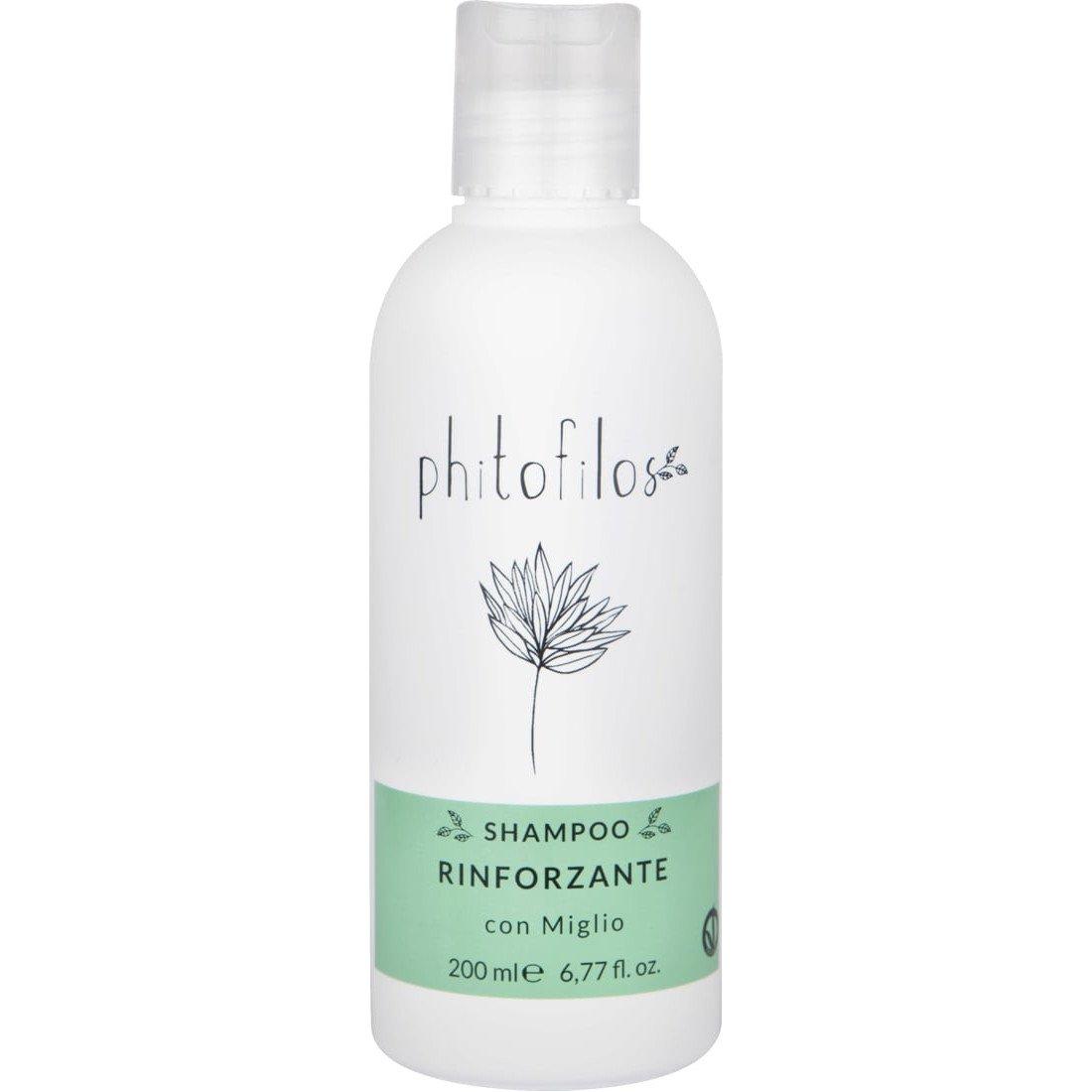 Shampoo Rinforzante con Miglio BioVegan