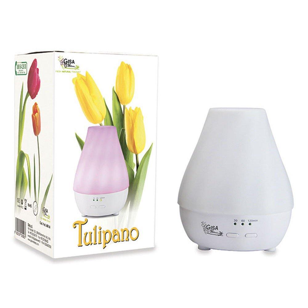 Diffusore essenze a ultrasuoni Tulipano