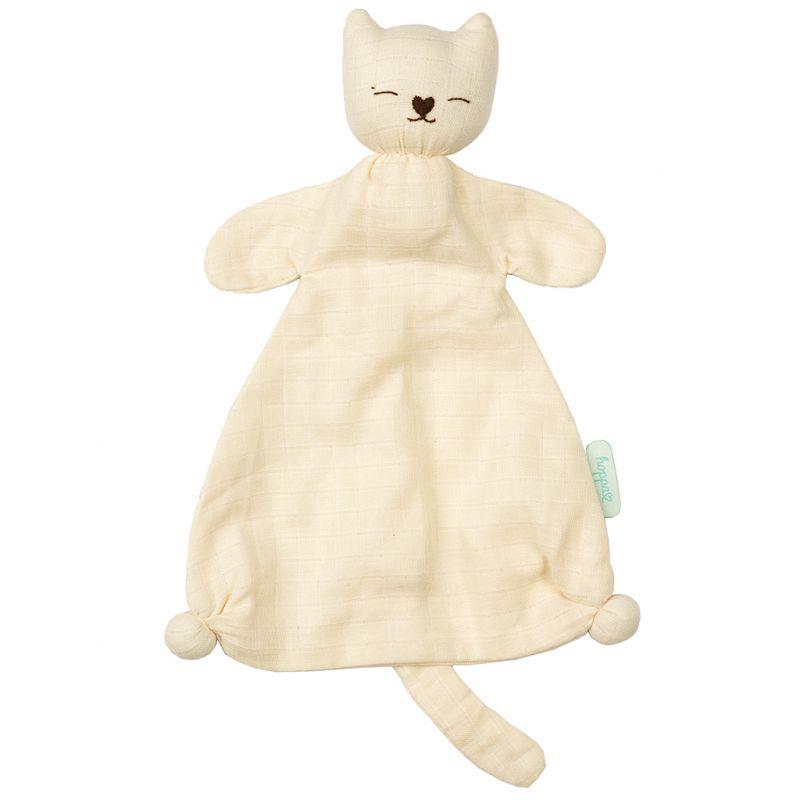 DouDou gattino Mila in mussola di cotone biologico