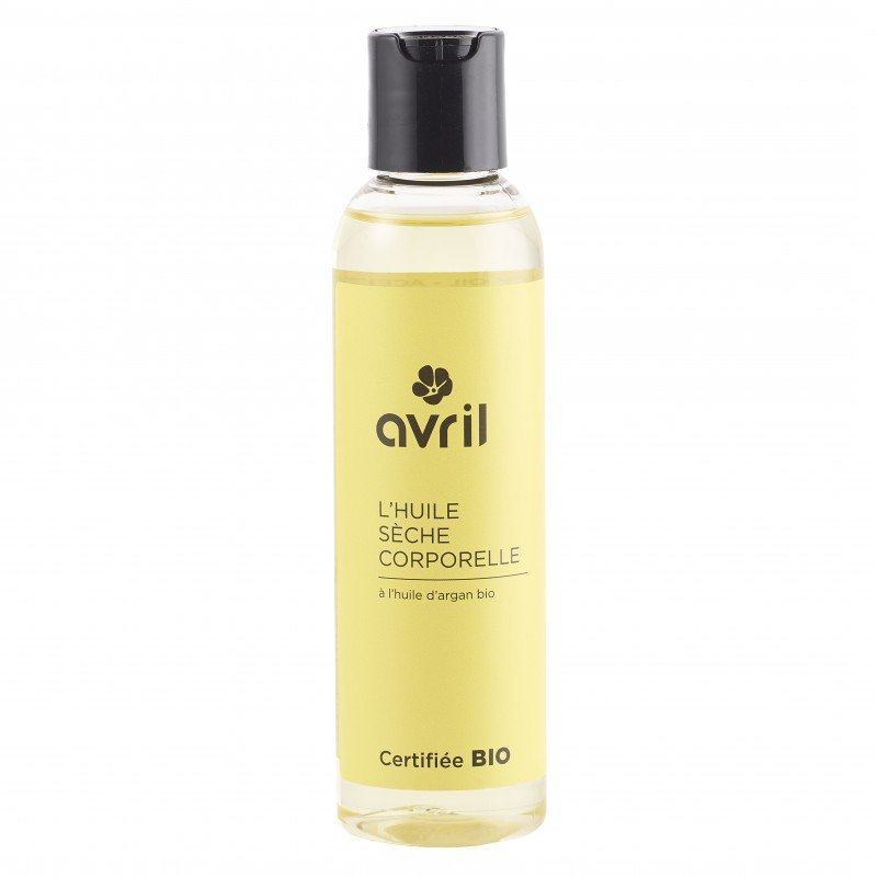 Dry body oil organic Avril