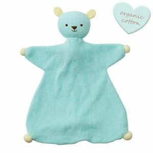 Dudù teddy Indy in organic cotton
