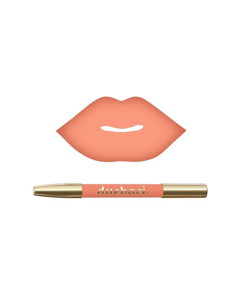 DueBaci Material lipliner + lipstick