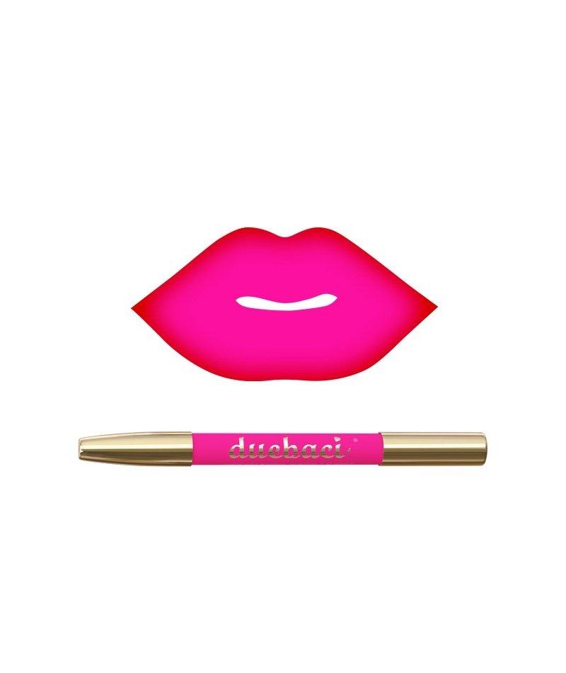 DueBaci Power lipliner + lipstick