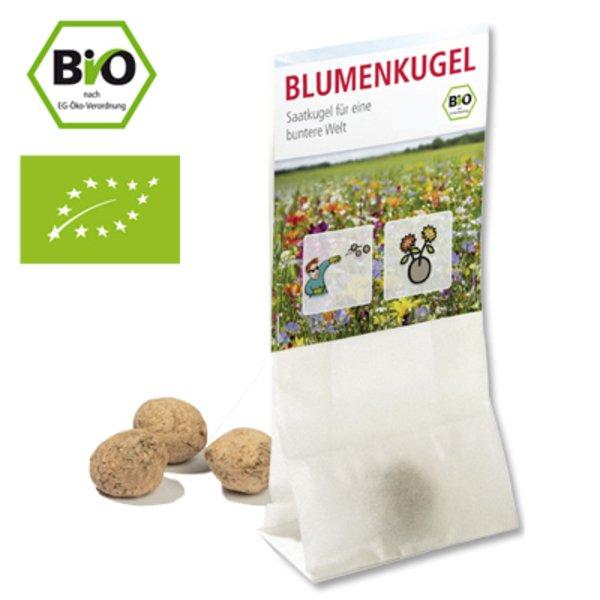 Eco Garden - Seed bombs for Guerrilla Gardening