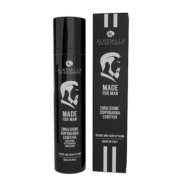 Emulsione Dopo Barba Made For Man - Alkemilla BioVegan