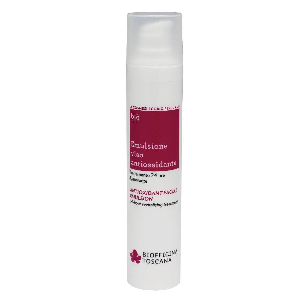 Emulsione viso antiossidante Biofficina Toscana