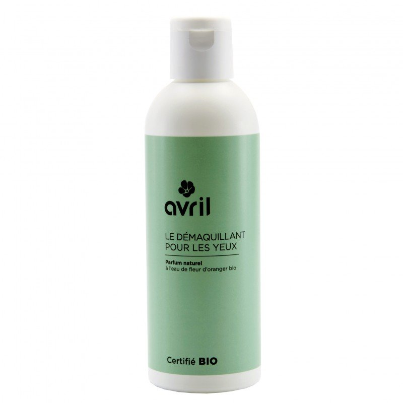 Eye make up remover organic Avril
