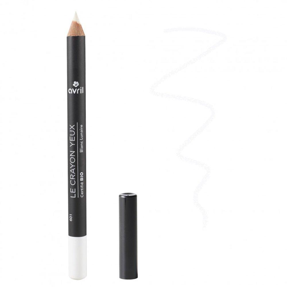 Eye pencil White organic certified