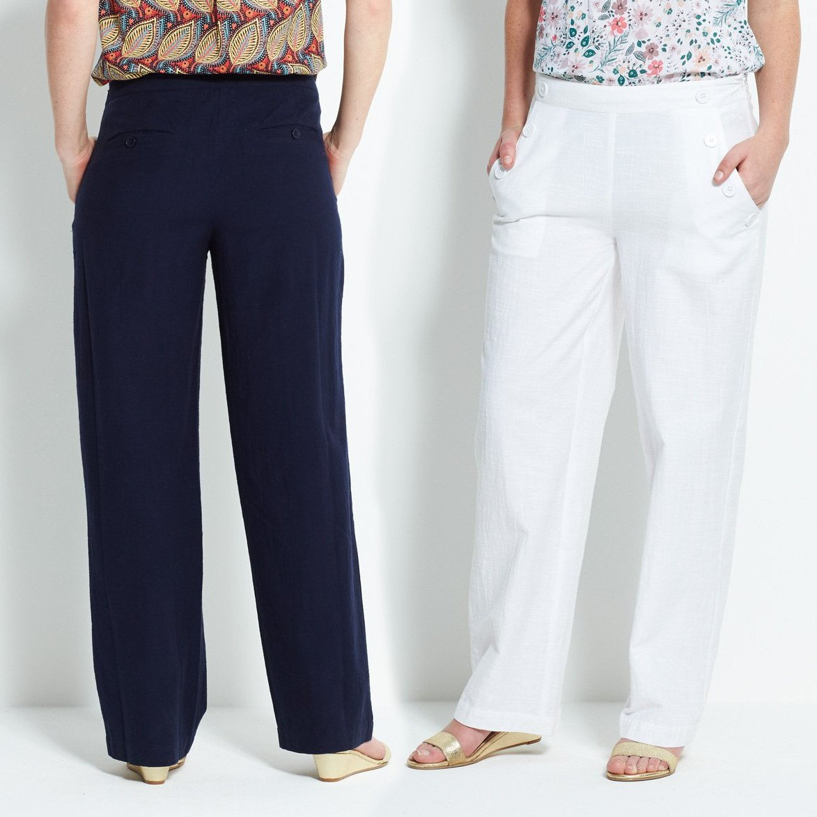 Fairtrade cotton Trouser