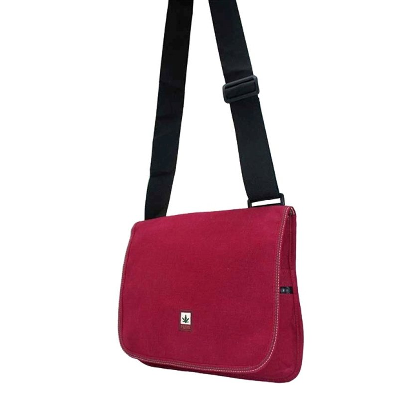 Flat shoulder bag PureTex