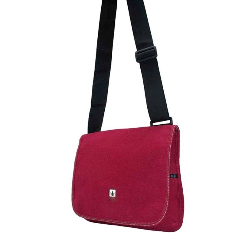 Flat shoulder bag PureTex
