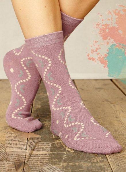 Macy Socks in bamboo