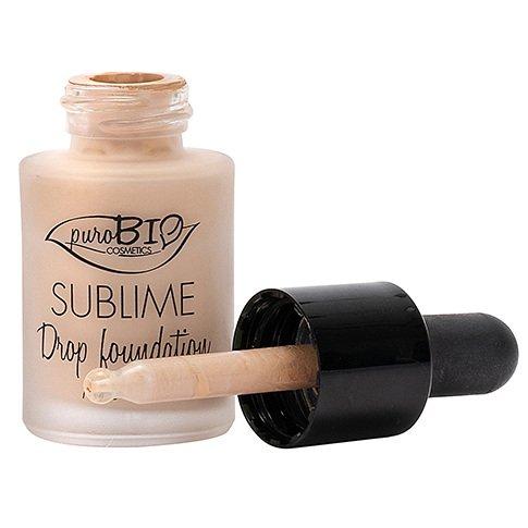 Fondotinta Drop Foundation Sublime 01 puroBIO VEGAN