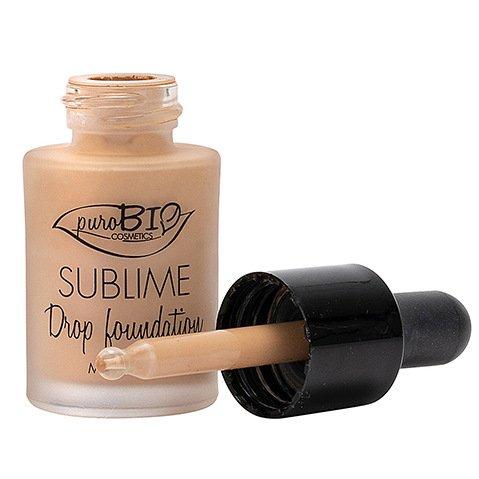 Fondotinta Drop Foundation Sublime 03 puroBIO VEGAN