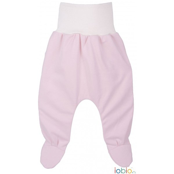 Footed pants Popolini in organic cotton
