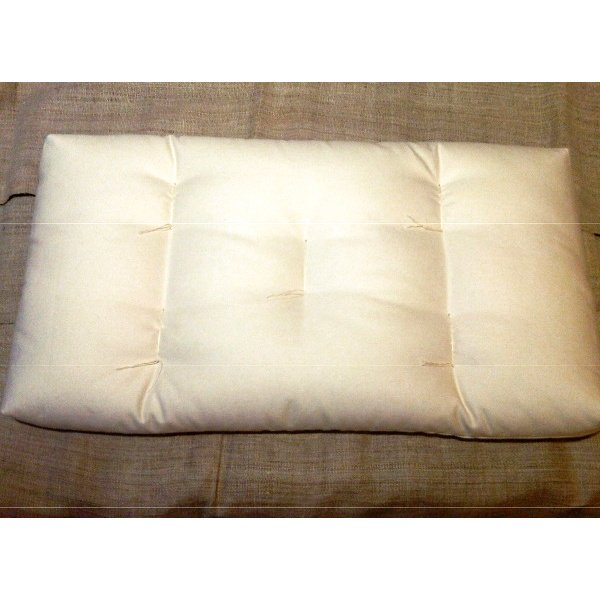 Futon for crib in pure natural cotton