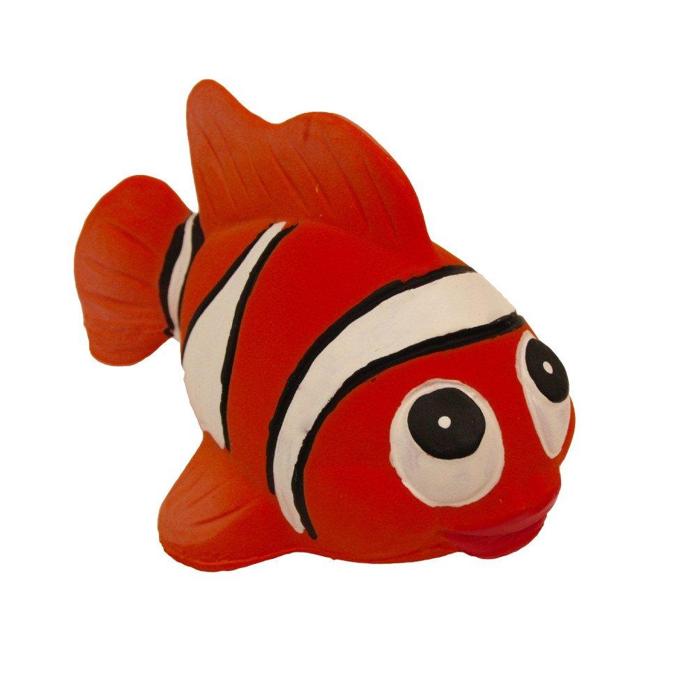 Gioco Pesce Pagliaccio Lanco in caucciù naturale