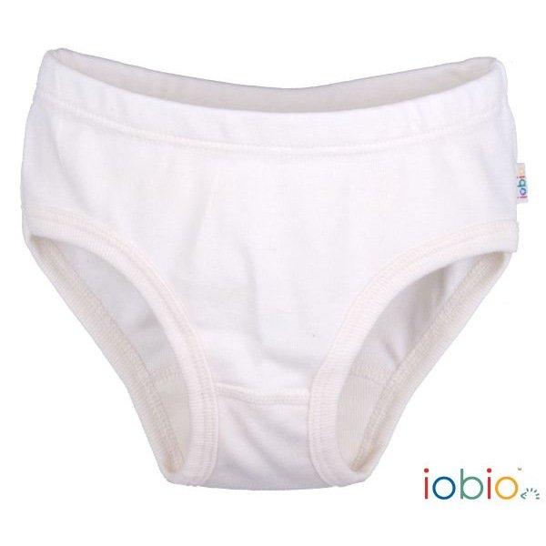 Girl panties in organic cotton